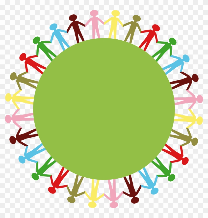 World Peace Clipart Free Download Clip Art On - We Are Big Family #14835