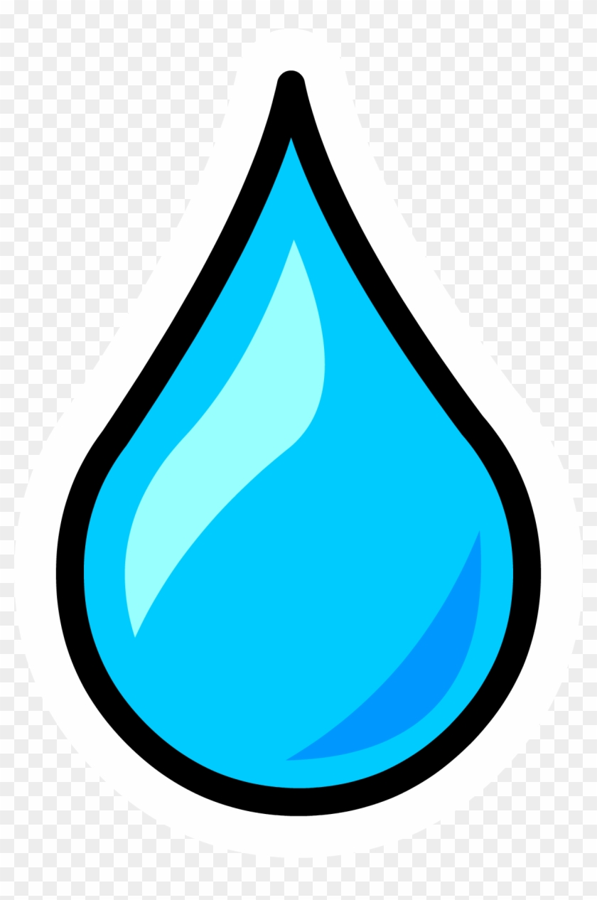Drop Water Clip Art - Clip Art Water Drops #14839