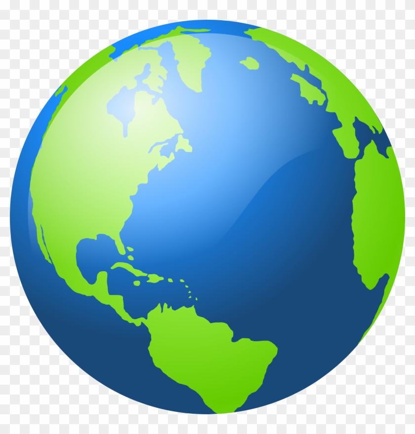 Barretr Earth Clipart - Earth Clip Art #14856