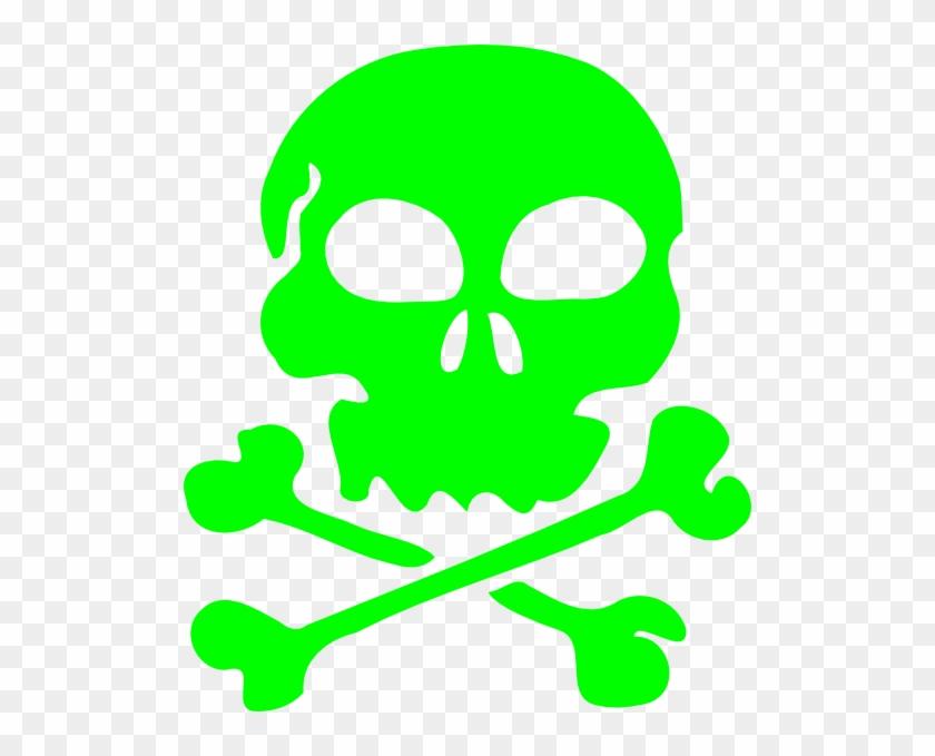 Skull Green Clip Art - Cafepress Blue Skull And Crossbones Baby Blanket #14910