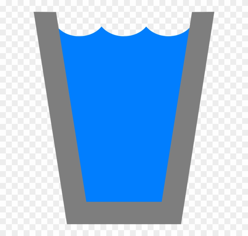 Cartoon Glass Of Water Clip Art Clipart Free Clipart - Glass Of Water Clip Art #14943