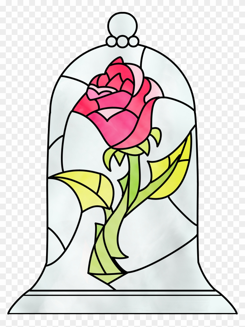 Deviantart More Like Beauty And The Beast Rose By Dosiguales - Beauty And The Beast Roses Drawing #14961