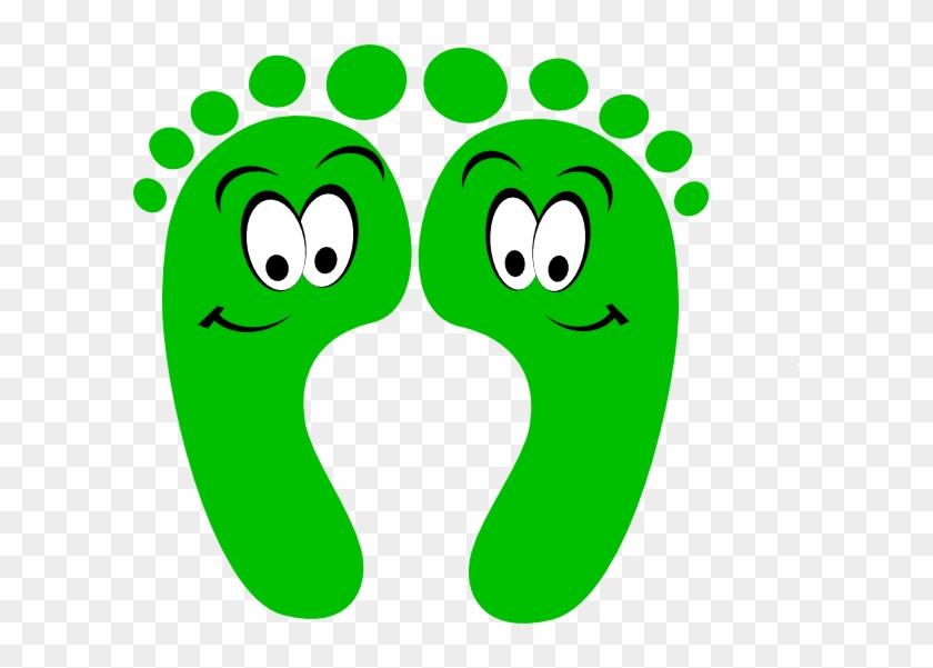 Kids Walking Feet Clip...