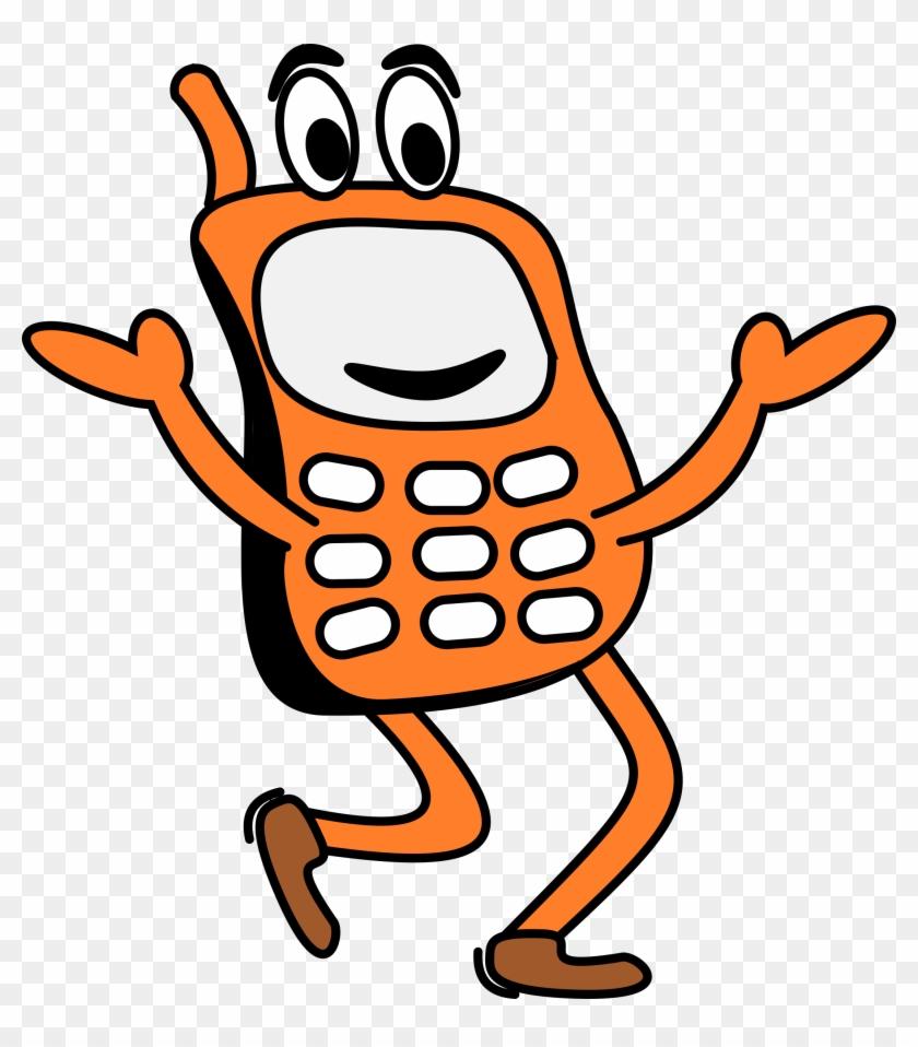 Free To Use & Public Domain Home Clip Art - Mobile Phone Clip Arts #15015