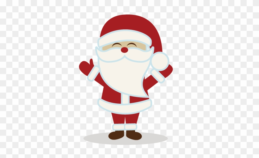 Free Santa Claus Clip Art Image A Clipartandscrap - Santa Claus #15164
