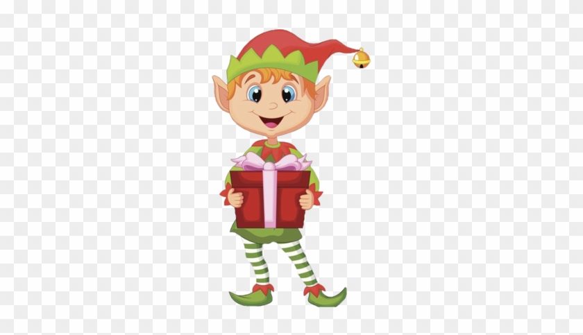 Christmas Pictures Of Elves - Cartoon Elf #15270