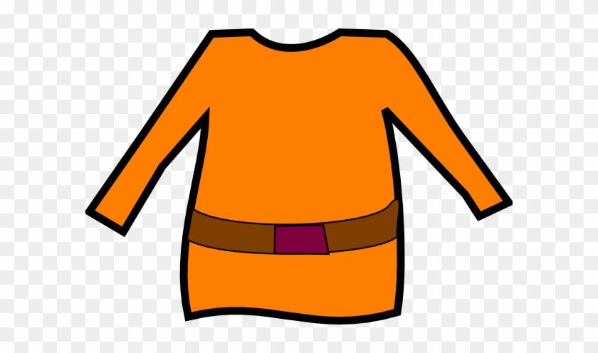 Elf Shirt Clipart #15335