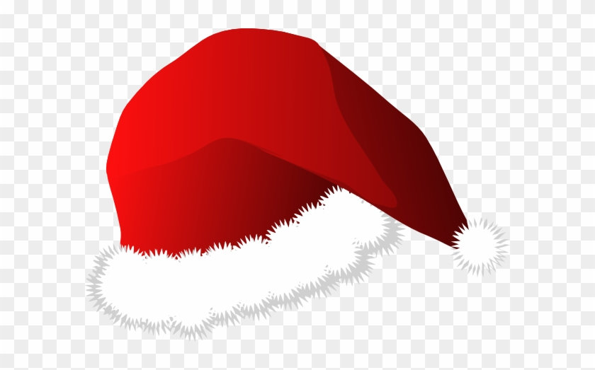 Santa Hat Cartoon Clip Art At Clker Vector Clip Art - Royalty Free Christmas Hat #15403