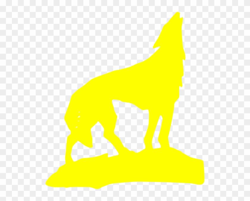 Yellow Wolf #15426