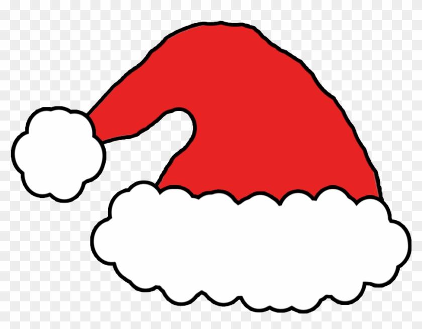 Santa Hat Clip Art Hats Image - Santa Hat Svg Free #15472