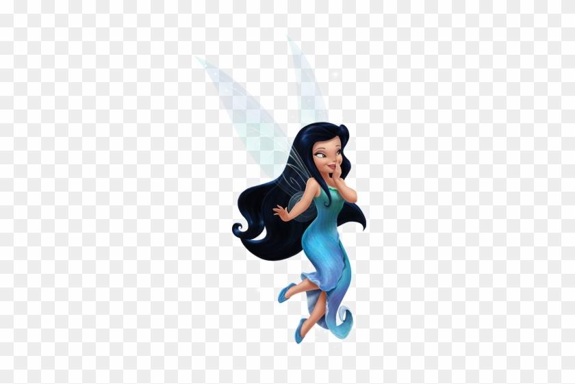 Tinker Bell Clip Art - Silvermist Fairy Png #15496