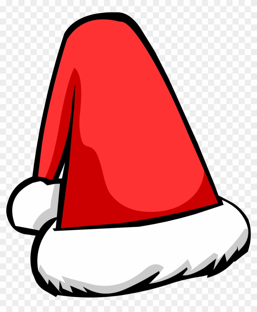 Download - Cartoon Santa Hat Png #15511