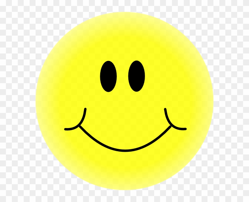 Yellow Smiley Face Clip Art At Clker - Smiley Face High Resolution #15583