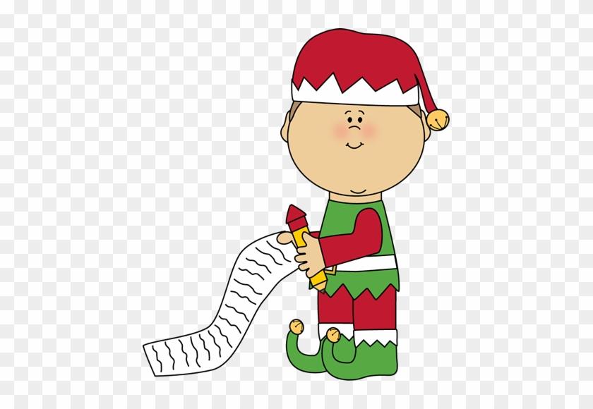Free Christmas Elf Clipart - Christmas Elf Clip Art #15640