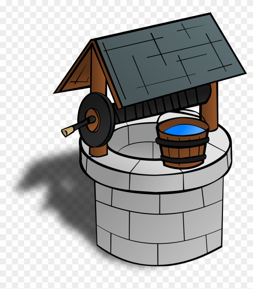 Clipart Of Well Free Download Clip Art On - Village House Clipart Png #15696