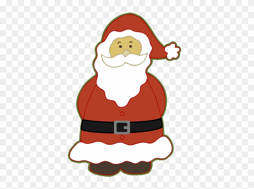 Free To Use & Public Domain Santa Claus Clip Art - Merry Christmas For Boyfriend #15692