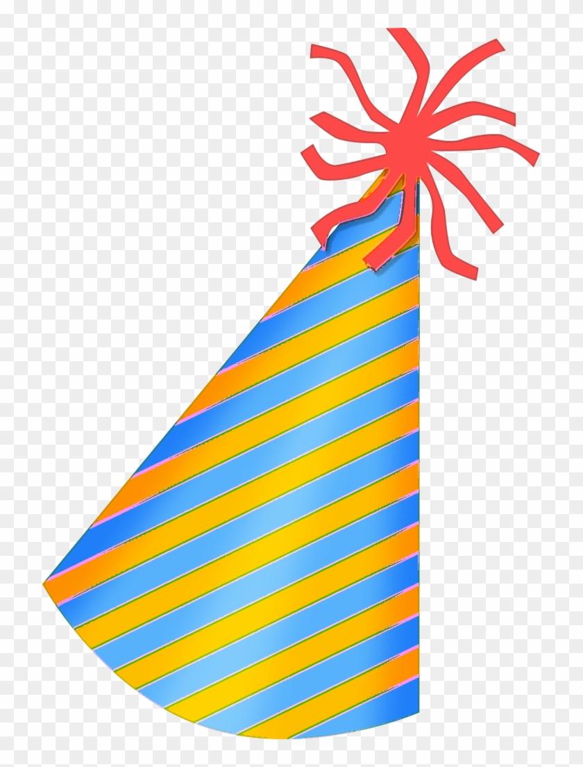 Birthday Hat Clipart - Birthday Hat Transparent Background #15933