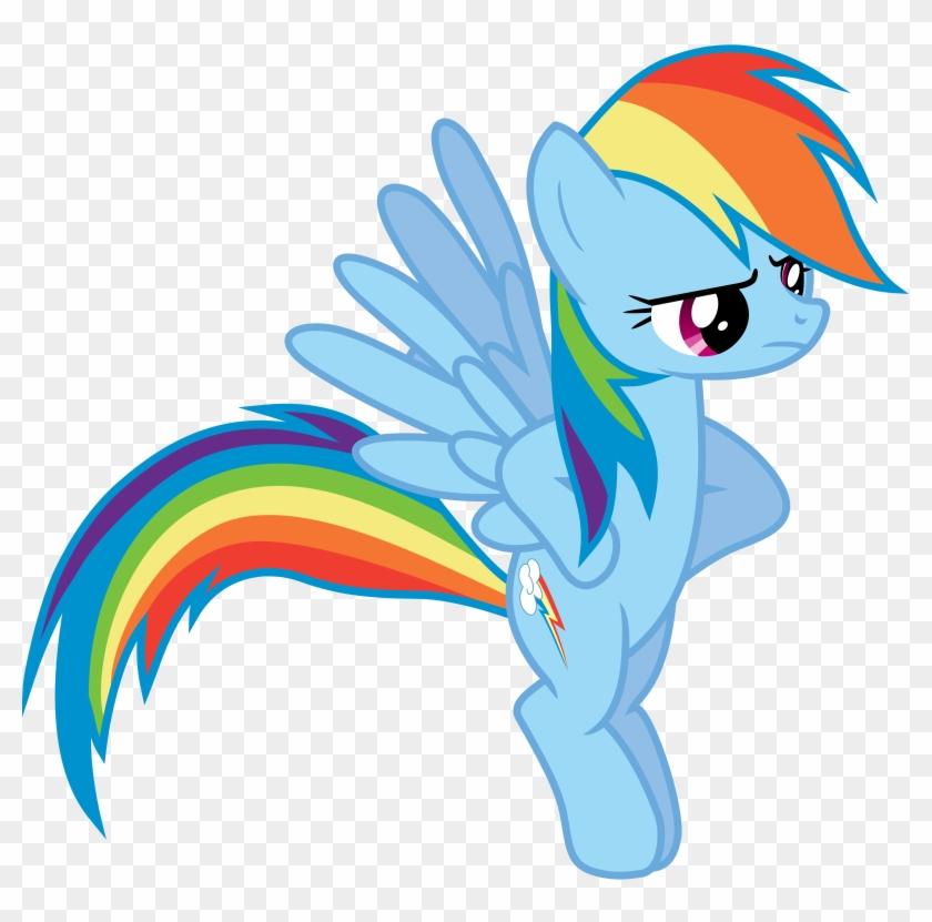 Angry Rainbow Dash By 90sigma Angry Rainbow Dash By - Mlp Rainbow Dash Angry #16015