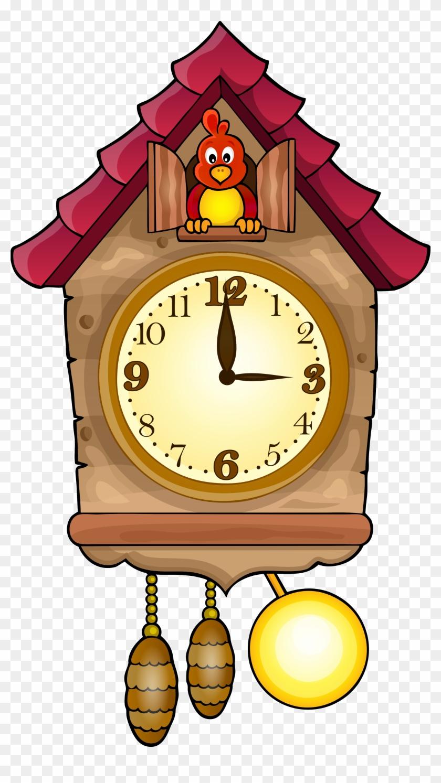 Cute Cuckoo Clock Png Clip Art Clock Clipart Free Transparent Png Clipart Images Download