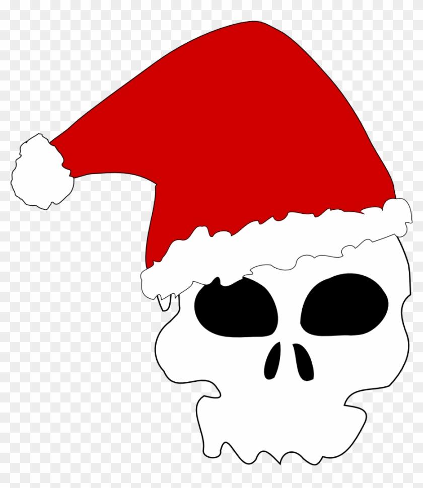 Santa - Santa Hat Clip Art #16103