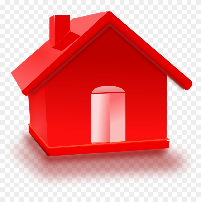 Clipart Of A Red House Cliparts Free Download Clip - Red House Clipart #16186