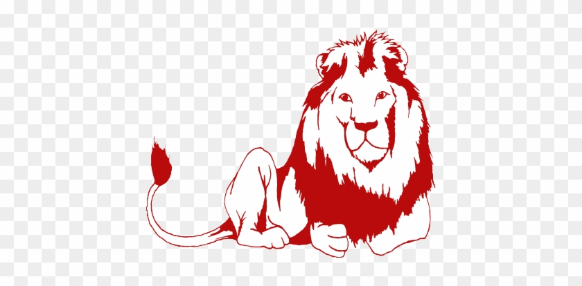Pride Of Lions Clipart - Lions Den Word Search #16183