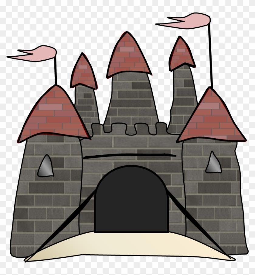 Castles Clipart #16256
