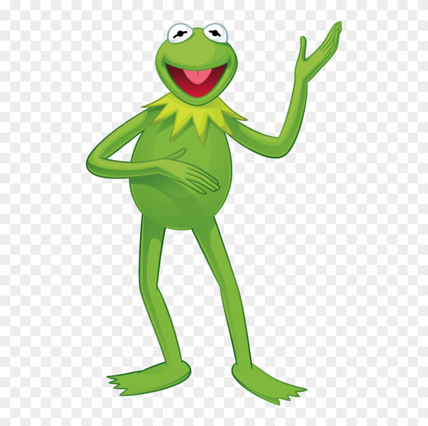 Image - Kermit The Frog Clip Art #16330
