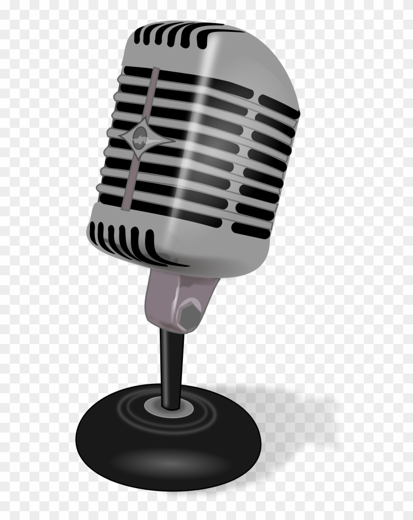 Microphone Free To Use Cliparts - Now A Word From Our Sponsor #16362