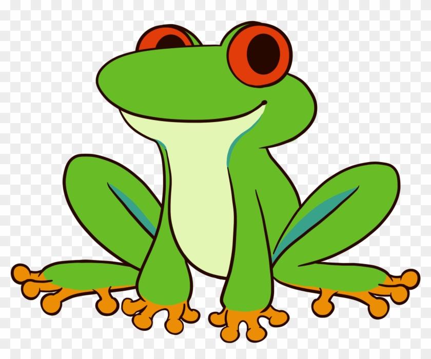 Animated Frog - Frog Animated Png #16408