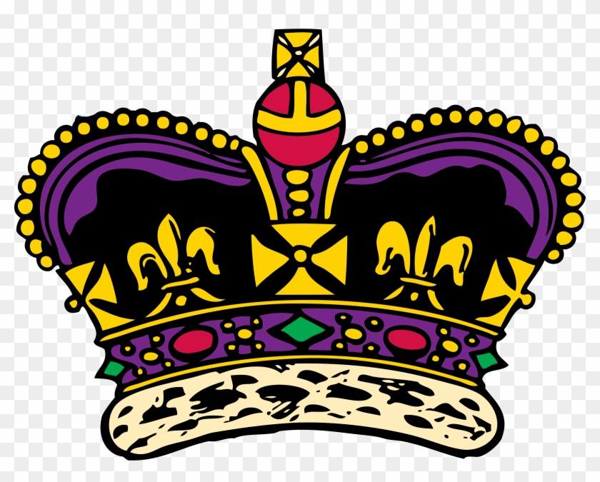 Royalty Clipart Clothing King Crown Clip Art At Clker - Crown Jewels Clipart #16423