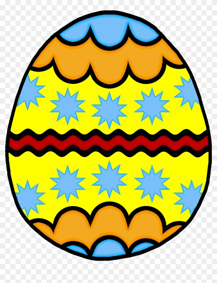Easter Eggs Clip Art Gif #16475