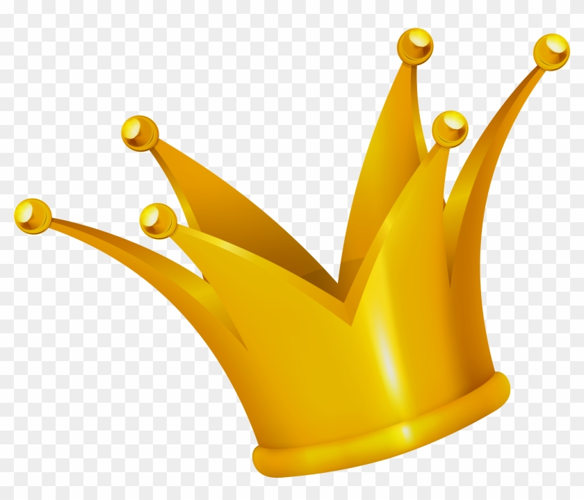 Gold Crown Clipart Cliparts And Others Art Inspiration - Gold Crown Clipart #16489