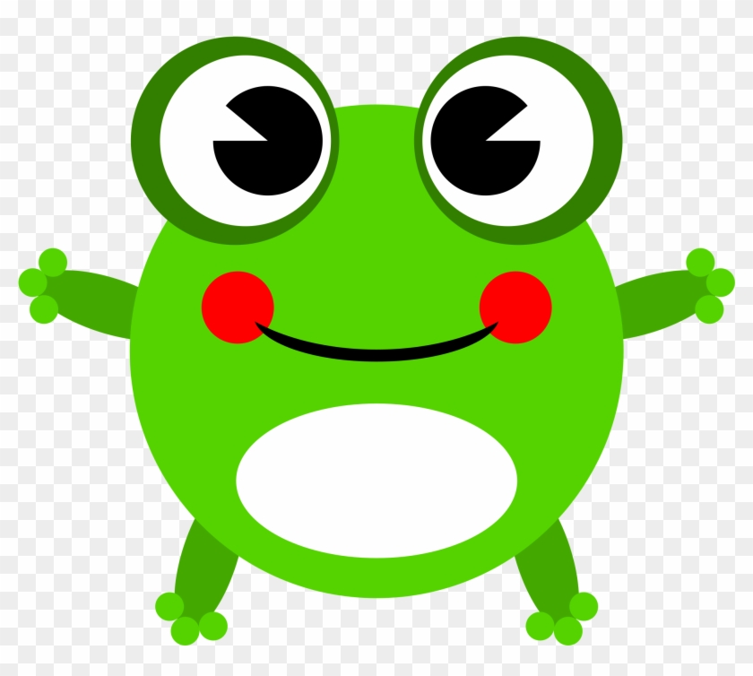 Cute Baby Frog Png - Birthday Card Online Free Printable #16510