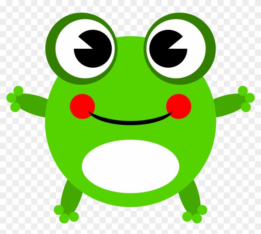 Cute Baby Frog Png Birthday Card Online Free Printable Free