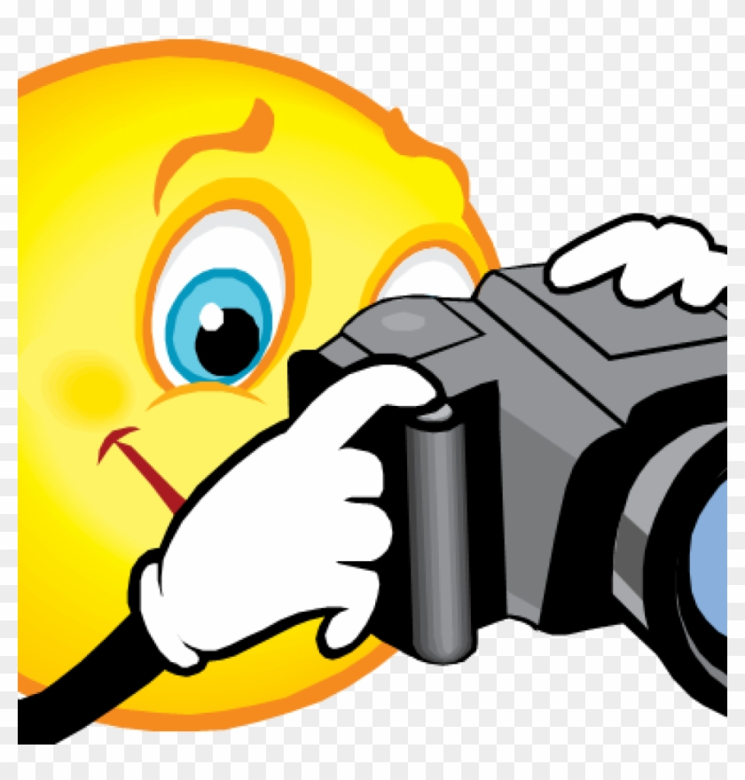 Camera Clip Art Free Free Free Camera Clipart Download - Smiley Face With Camera Clipart #16539