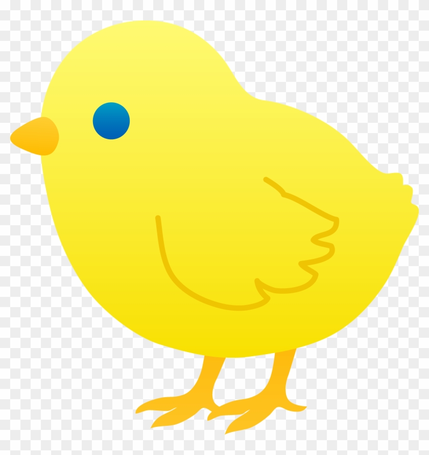Clipart Info - Cute Baby Chickens Drawings #16660