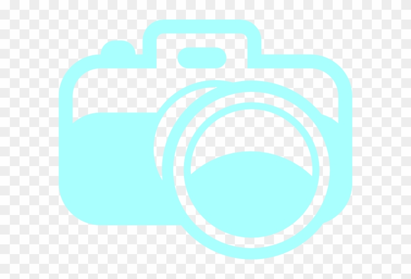 Blue Camera For Photography Logo Clip Art At Clipart - Learning Is The Key To Success #16698