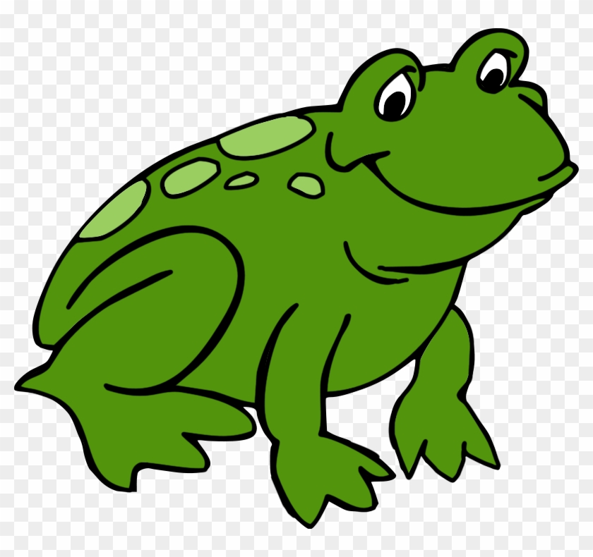 Free Frog Clipart - Frog Clipart #16715