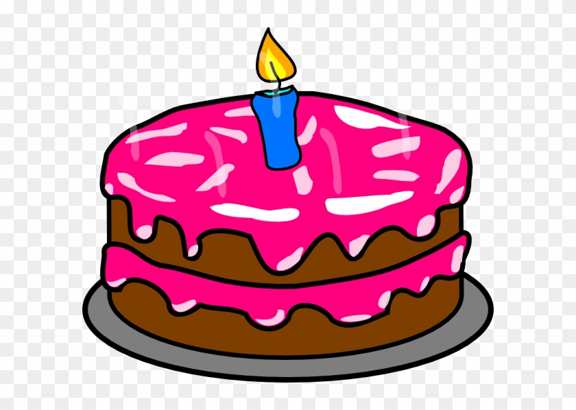 Birthday Cake Clip Art #16724