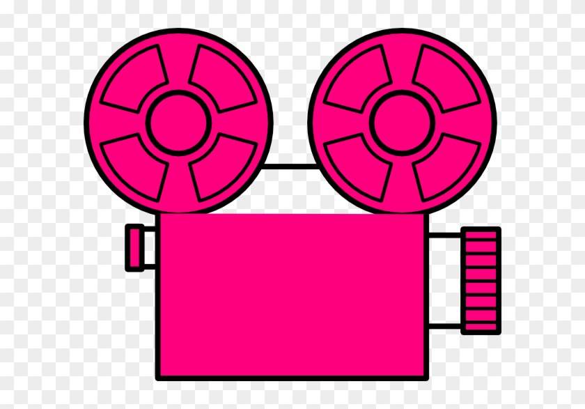 Movie Icon Pink Png #16734