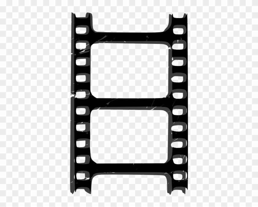 Movie Ticket Invitation Clipart Film Strip Solo Hi - Png Film Reel #16744