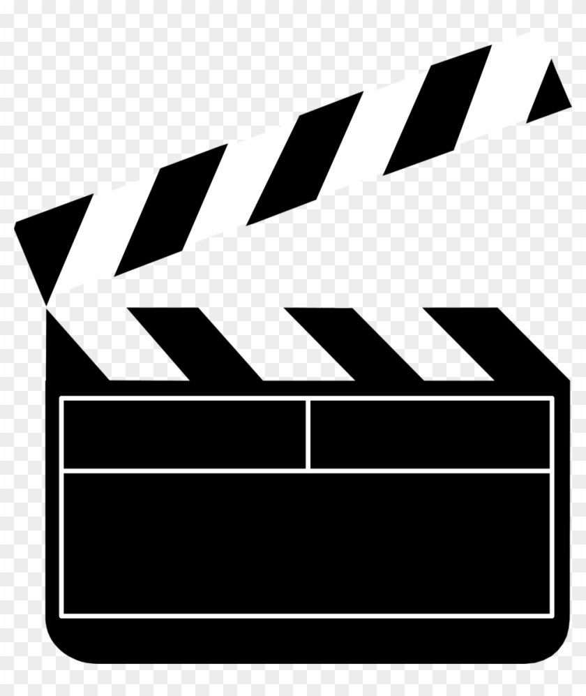 Free Film Wallpaper Clip Art - Movie Logo Without Background #16785
