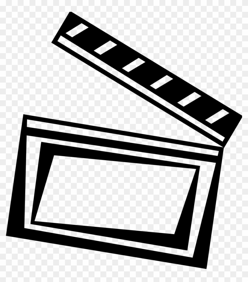 Movie Camera Movie Reel Clip Art Hostted - Film Clipart Png #16801