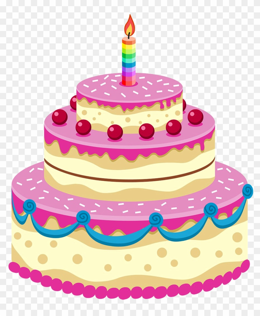 Birthday Cake Wedding Cake Animation Clip Art Birthday Cake