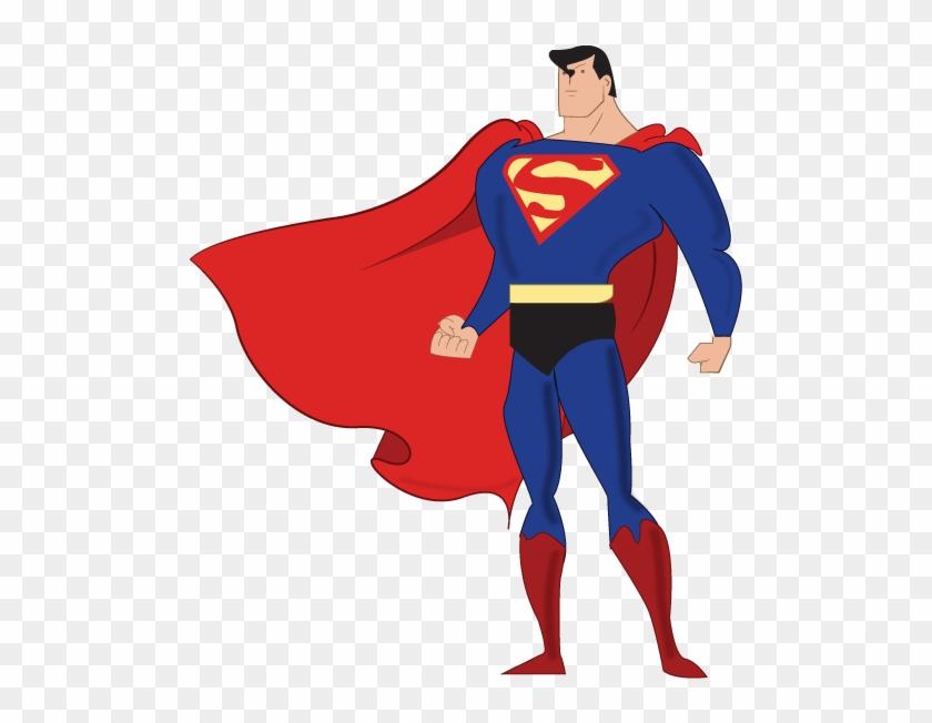 Superman Vector Logo - Superman Vector Free Download #16839