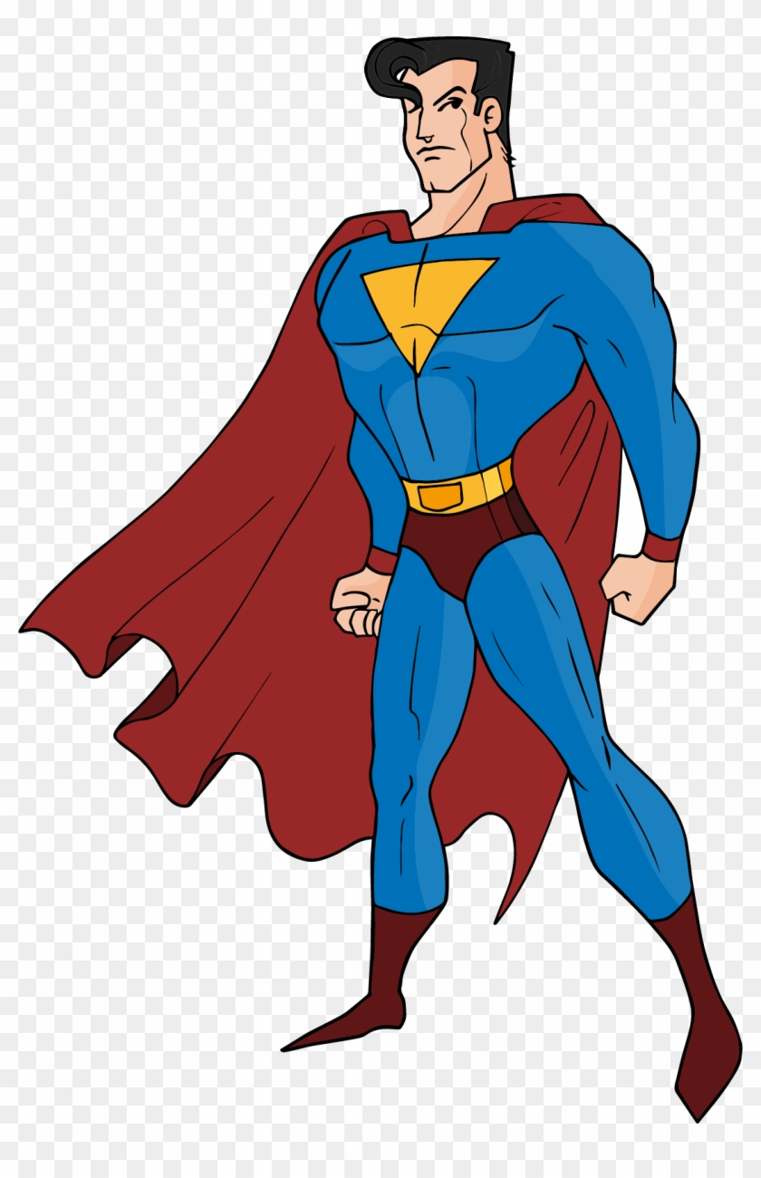 Superman Images Facts About Only Clip Art - Princess And Superheros #16851