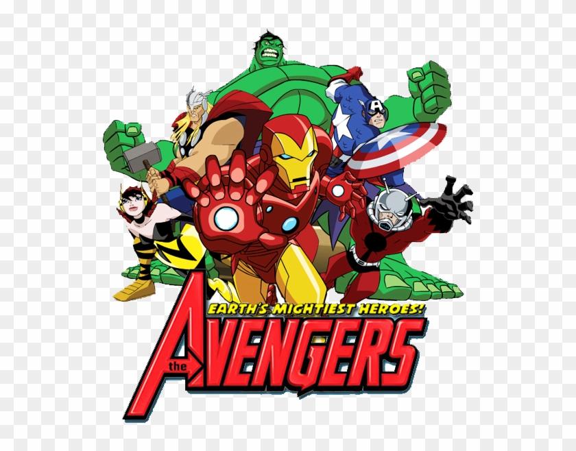 4 Hulk Clipart - Avengers Earth's Mightiest Heroes #16879