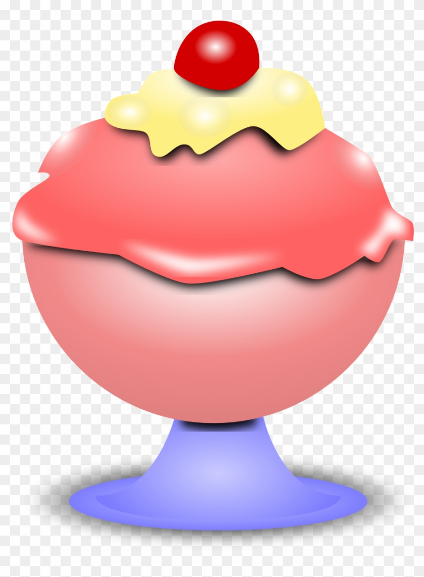 Ice Cream Cup Clipart Png #16914