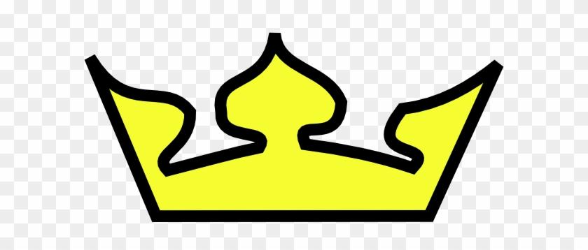 Crown Clip Art Free Vector - Crown Clip Art #16945
